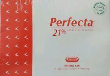 Premier Perfecta Professional Teeth Whitening Patient Pak 21% Carbamide Peroxide