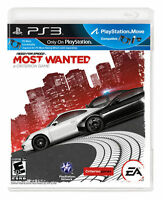 NEW Need for Speed: Most Wanted NFS (Sony Playstation 3)