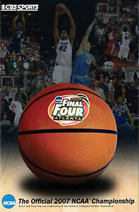 The Official 2007 NCAA Championship - Men's Basketball DVD March Madness Final 4