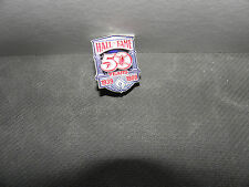 MLB National Baseball Hall of Fame Cooperstown 50 Years 1939-1989 Pin