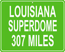 New Orleans Saints Louisiana Superdome in New Orleans,LA- distance to your house