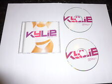 KYLIE MINOGUE - Greatest Hits - 2002 UK 33-track 2-CD album set