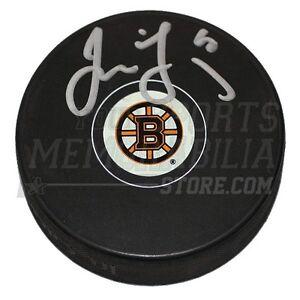 Jaromir Jagr Boston Bruins Signed Autographed Small Bruins Logo Hockey Puck