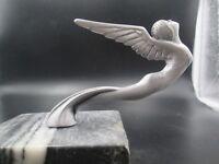 rare flying lady pontiac  ratrod hotrod car hood ornament