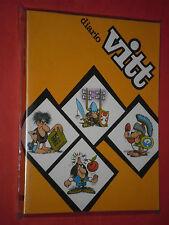 DIARIO VITT-CON JACOVITTI-1970/1971 EDIZIONI AVE DEL VITTORIOSO NUOVO JAC