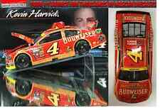 KEVIN HARVICK 2014 BUDWEISER HOLIDAY PACKAGING 1/24 ACTION NASCAR DIECAST