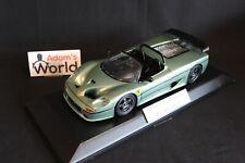 Bburago built transkit Ferrari F50 GT Spider 1:18 green (PJBB)