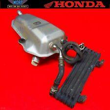 2002 Honda TRX400EX Oil Tank Cooler Cooling System Lines Hoses Radiator 400EX
