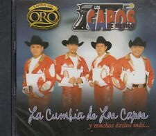 Los Capos De Mexico La Cumbia De Los Capos Y Muchos Mas CD New Nuevo sealed