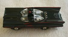 Scarce 1960s AURORA Thunderjet 500 Batmobile Batman & Robin Slot Car TrueAuction