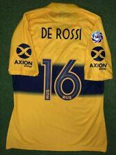 De Rossi Boca Juniors 2019 Match Prepared Shirt Match Un Worn Saf Away