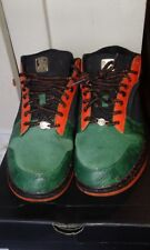 JB Classics Get Lo snakes Green Orange Black Size 13 Rare Collectible