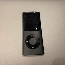 Apple Ipod Nano 4th Generation Black (8GB)
