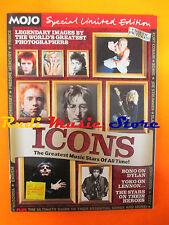 MOJO Magazine SPECIAL LIMITED EDITION ICONS John Lennon Elvis Preseley Madonna