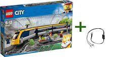 LEGO City 60197 Personenzug Le train de passagers télécommandé + LED 88005 N9/18