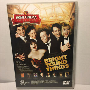 Bright Young Things  (DVD, 2003) Region 4 PAL
