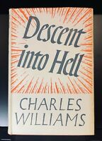 Descent Into Hell, Charles Williams, 1949, horror, supernatural, Biblical