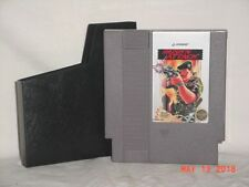 RUSH N ATTACK 1985 NINTENDO ENTERTAINMENT SYSTEM NES KONAMI GOOD COND