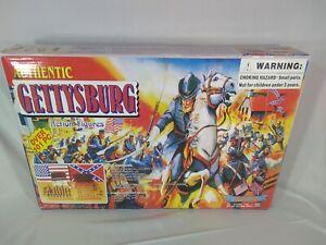 Authentic Gettysburg Action Figures Miniatures 100+ Pieces - See Photos
