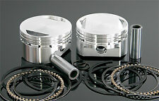 Harley 1340 Evo Big Twin Wiseco Pistons 84-99 3.508 8.5:1 Engine Parts