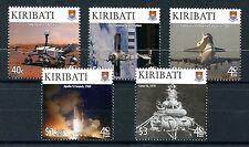 Kiribati 2009 estampillada sin montar o nunca montada exploración espacial 40th aniversario Apollo Boeing Luna 5v conjunto de sellos