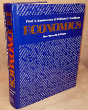ECONOMICS (Samuelson & Nordhaus 1992 HC 14th) Signed