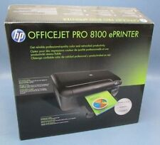 NEW HP OfficeJet Pro 8100 Wireless Photo Printer with Mobile Printing (CM752A)