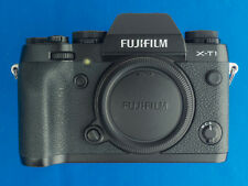 Fujifilm X-T1 16.3MP Digital Compact System Camera - Black (Body Only), Boxed
