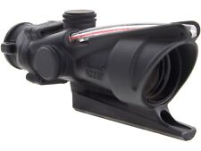 Trijicon 4x32mm BAC Rifle Scope ILLUMINATED RED DONUT dot Réticule