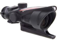 TRIJ ACOG TA31 BAC Rifle Scope 4x32mm Dual-Illuminated Red Donut Dot Reticle