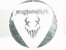 MUSHROOMHEAD Mushroom Head Logo & Gravy Signature RaRe Concert Tour GUITAR PICK