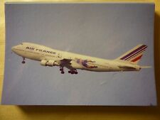 AIR FRANCE / WORLD CUP 1998   B 747 128  F-BPVM     / COLLECTION VILAIN N° 329