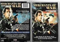 Merchants of War (OOP 2001 DVD, Jewelbox Edition) Asher Brauner, Jesse Vint