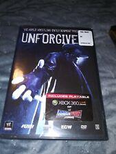 Wwe 2007 Dvd Unforgiven Cena Orton Undertaker Mark Henry. New sealed