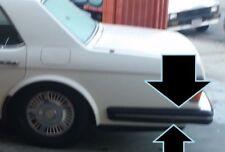 81-95 ROLLS ROYCE SILVER SPUR BENTLEY TURBO rear bumper extension left