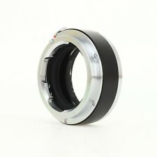 - Leica Leitz M Lens to R Camera Macro Adapter 14167