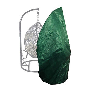 Single Cocoon Egg Chair Rain Cover with Zip 39HCC18