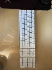 Authentic Original Apple A1016 Wireless Keyboard Bluetooth Tested & Works