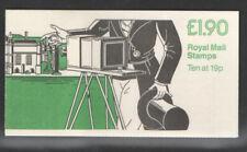 FV2a 1989 Fox Talbot Series - Folded Booklet