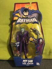 DC Batman Brave and the Bold Action Figure The Joker Pop Gun Mattel