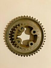 Continental C85-12, 90-12, O200 Cluster Gear, PN 35016, Average Amount of Wear..