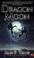 Dragon Moon (Dragon de la Sangre), Troop, Alan F., Very Good Book