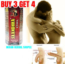 2X Ayurvedic Sandha Saandhha Sandhha Sanda Massage Oil for Male Organ 15 ML