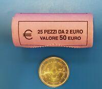 """2 Euro Rolle Italien 2020 """"80 Jahre Nationale Feuerwehr """""""