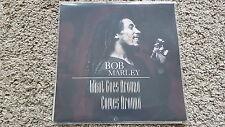 "Bob Marley-What Goes Around Comes Around 12"" vinile discoteca"
