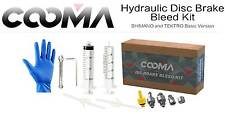 COOMA KIT de purge pour freins à disques SHIMANO bleed kit + liquide Shimano NEW
