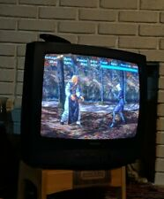 """Curtis Mathes 20"""" CRT TV with Rear Inputs For Gaming & Video"""