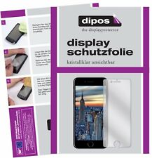 6x Apple iPhone 8 Plus Schutzfolie klar Displayschutzfolie Folie Display Schutz