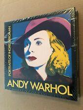 ANDY WARHOL PORTRAITS OF INGRID BERGMAN 1983 POP ART NEW SEALED GALERIE BORJESON