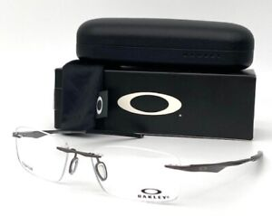 Oakley WINGFOLD  EVR OX5118-0353 Cement / Demo Lens 53mm Eyeglasses